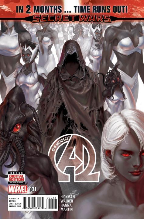 New Avengers 31